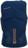 prolimit-stretch-vest-frontzip-half-padded-blauw