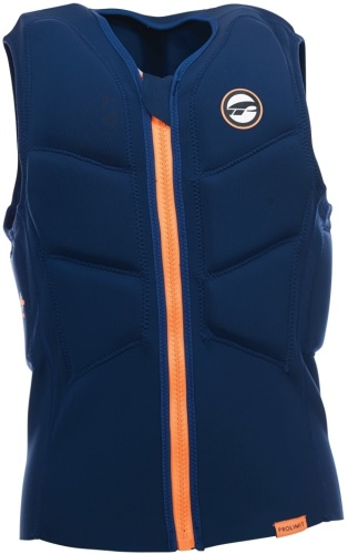 stretch-vest-frontzip-half-padded